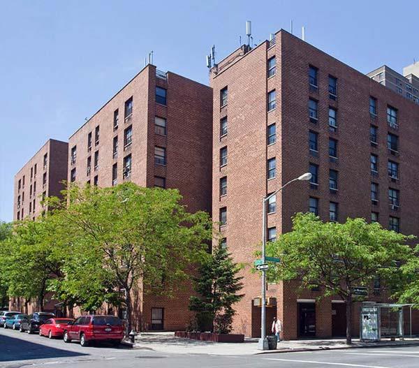 Affordable Housing: Gladys Hampton, 2411 Frederick