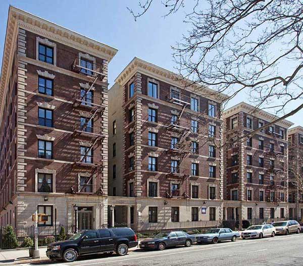 Clayton Apartments: Condominiums: Central Park Plaza, 1845-1851 Adam Clayton